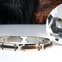 bracelet acier lenny
