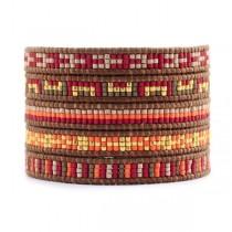bracelet-cuir-mexico