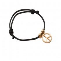 Bijou bracelet peace plaqué or
