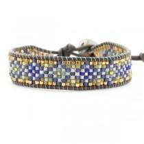 Bracelet en cuir canoas