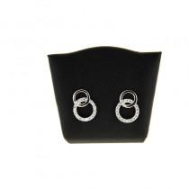 Boucles d'oreilles en argent Ludik Silver Reg